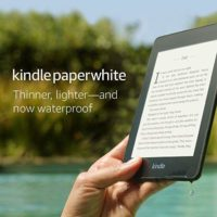 Kindle Paperwhite - Waterproof