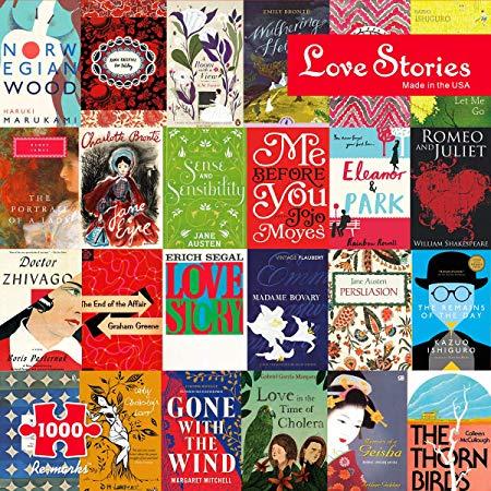 Love Stories 1000 Piece Puzzle