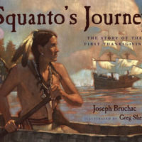 Squanto's Journey: The Story of the First Thanksgiving|Paperback