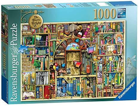 Bizarre Bookshop Ravensburger Puzzle