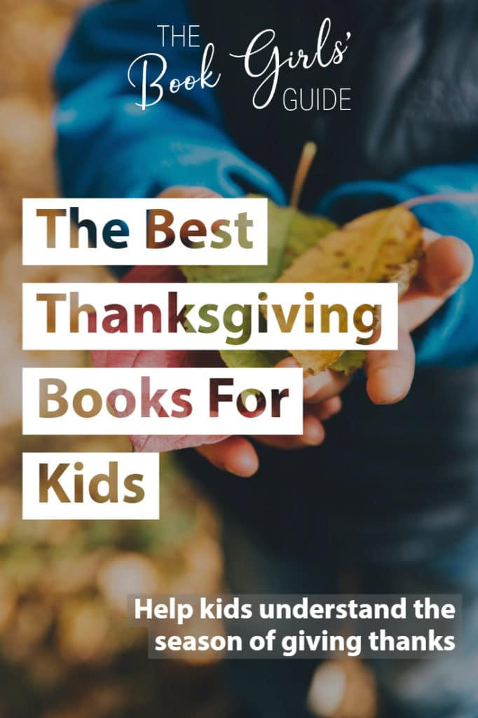 Best Thanksgiving books for kids to read