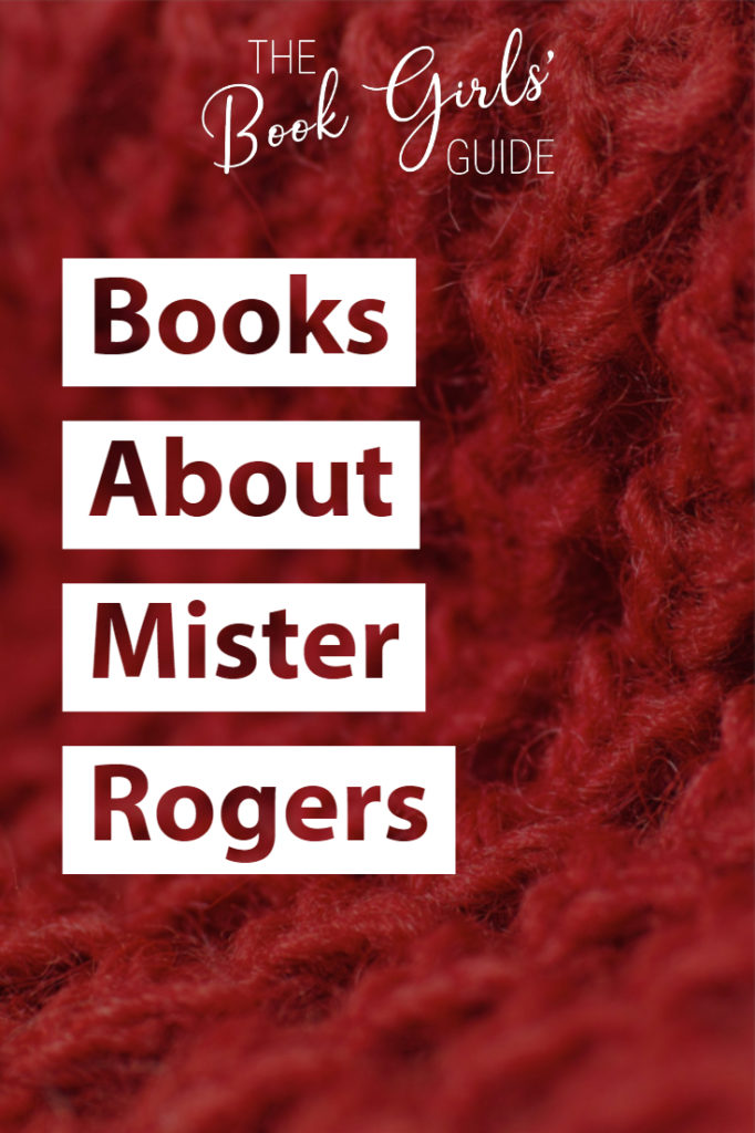 Whether you've been a fan of Mister Rogers since childhood, or you've recently seen A Beautiful Day in the Neighborhood with Tom Hanks as Fred Rogers and you want to learn more, this collection of books will shed more light on this compassionate man who touched the lives of children and adults alike.