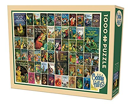 Nancy Drew Jigsaw Puzzle