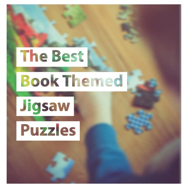 Best Book Themed Jigsaw Puzzles