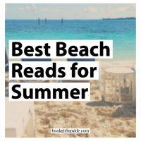 Best Beach Reads for Summer - text over beach photo