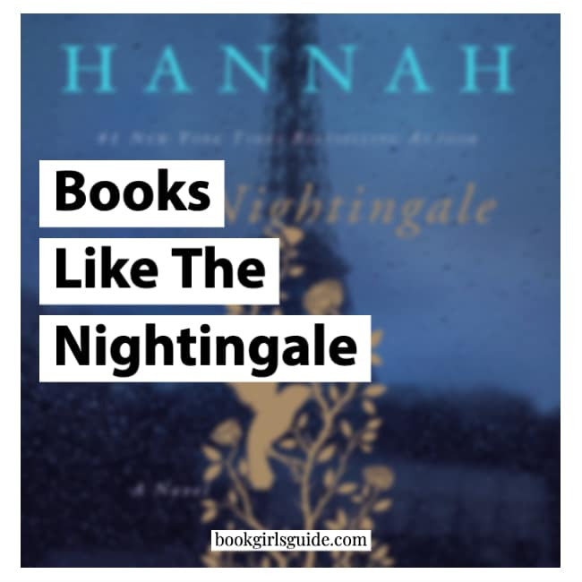 Books Like the Nightingale