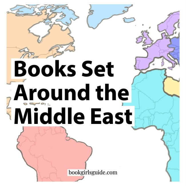 Books Set Around the Middle East