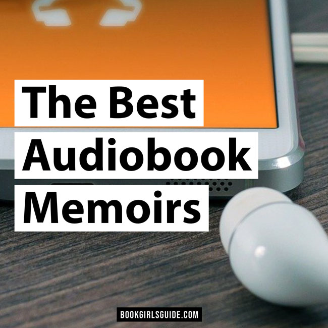 Best Audiobook Memoirs