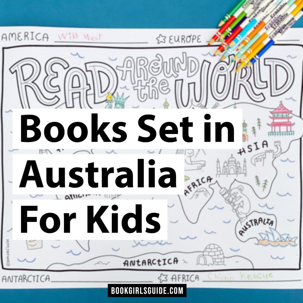 Books Set in Australia for Kids