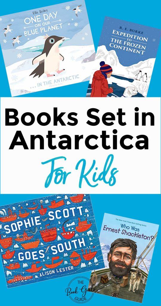 Books Set in Antarctica for Kids