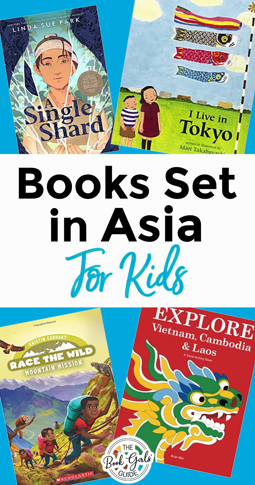 Books Set in Asia for Kids